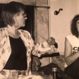 Jennifer Hicks and Jacqueline Holborough