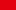 Colour block of pure red